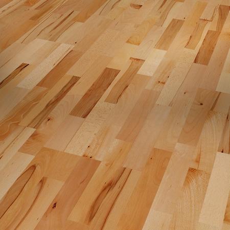 Schiffsboden 3-Stab Buche Rustikal lackversiegelt matt 1518246