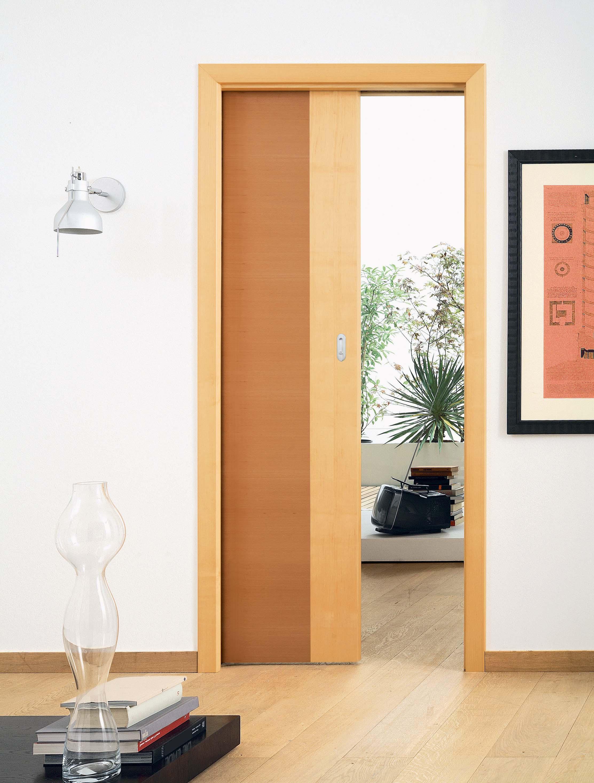 t renfux schiebet re in der wand laufend. Black Bedroom Furniture Sets. Home Design Ideas